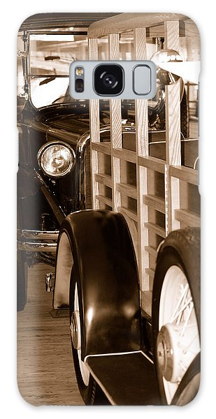 The Old Line Up Galaxy Case by Holly Blunkall