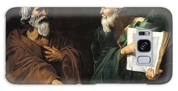 Philosopher Galaxy Case - The Philosophers by Master of the Judgment of Solomon