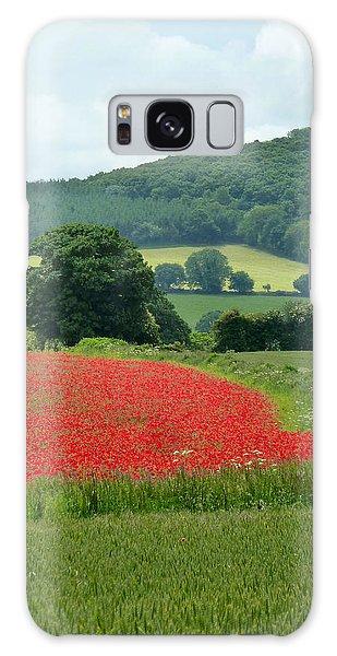 The Poppy Field. Galaxy Case