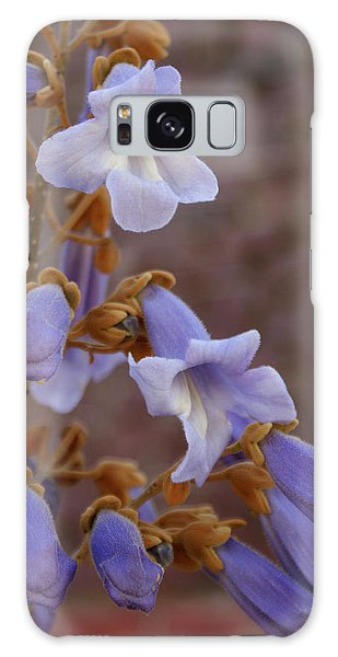 The Princess Flower Galaxy Case by Paul Mashburn