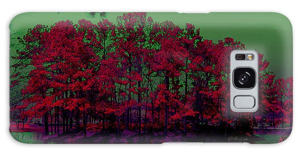 The Red Forest Galaxy Case