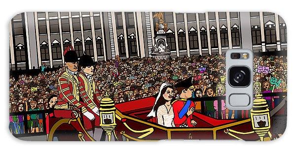 Galaxy Case - The Royal Wedding  by Karen Elzinga