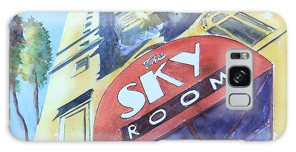 The Sky Room Galaxy Case