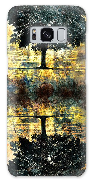 Reflections Galaxy Case - The Small Dreams Of Trees by Tara Turner