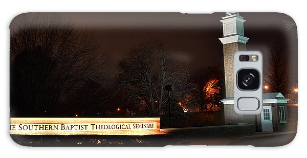 The Southern Baptist Theological Seminary Gate Galaxy Case