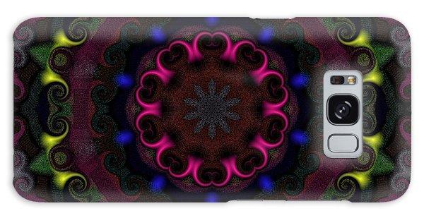 Think Pink Galaxy Case by Alec Drake
