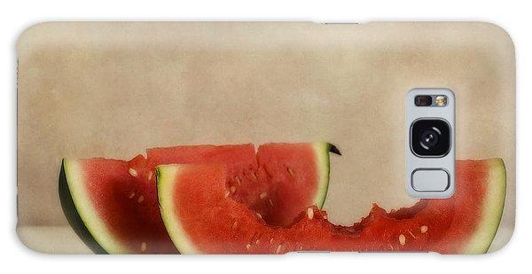 Still Galaxy Case - Three Bites Of Summer by Priska Wettstein