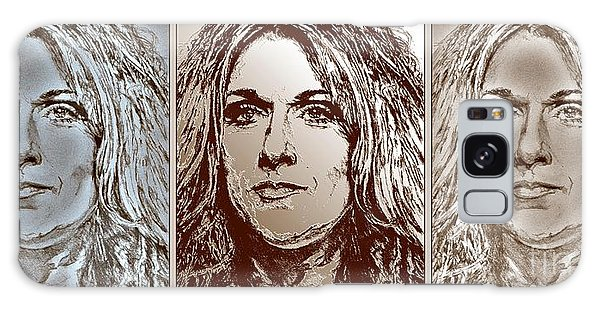 Three Interpretations Of Celine Dion Galaxy Case by J McCombie