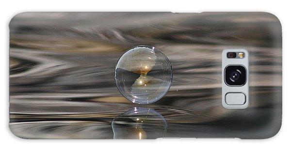 Tiger Water Bubble Galaxy Case