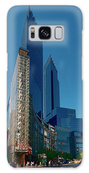 Time Warner Center Galaxy Case