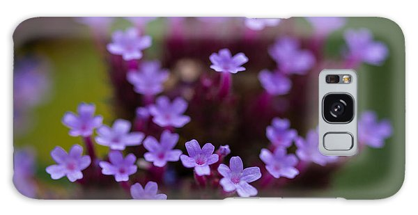 tiny blossoms II Galaxy Case