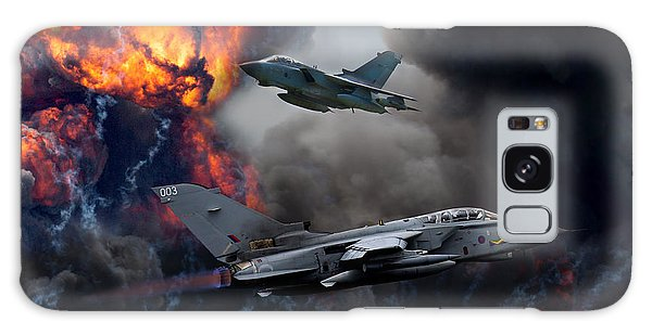 Tornado Gr4 Attack Galaxy Case by Ken Brannen