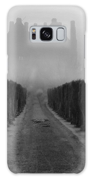 Tower In The Mist Galaxy Case by Debra Collins