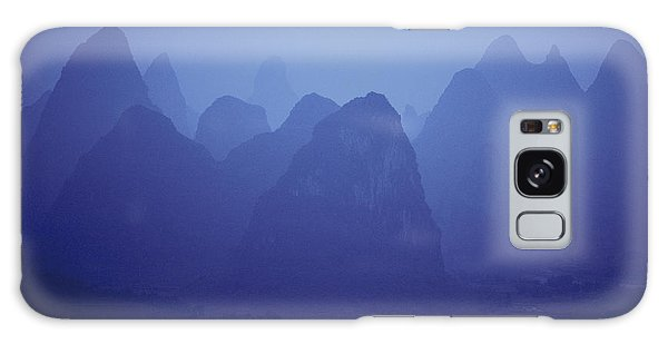 People's Republic Of China Galaxy Case - Towers Of Stone, Guilin, China by Michael Nichols