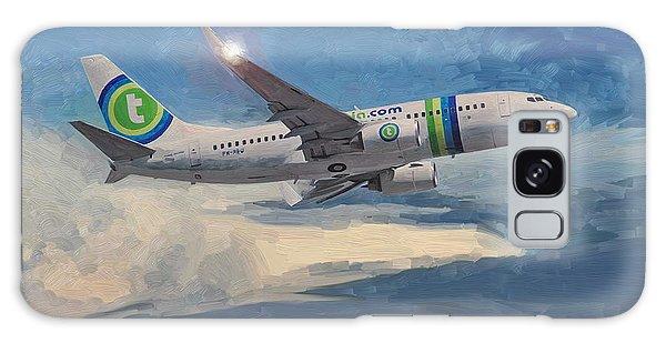 Transavia Boeing 737 No2 Galaxy Case by Nop Briex