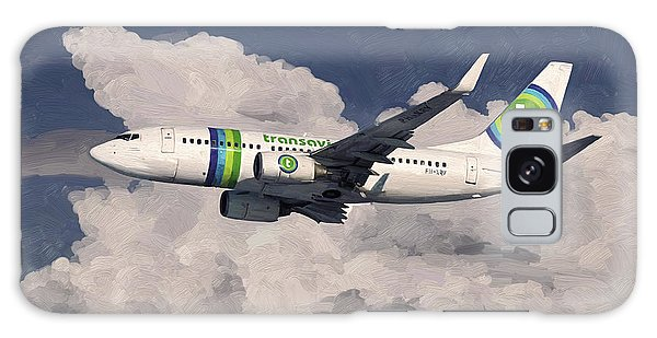 Transavia Boeing 737 Galaxy Case by Nop Briex