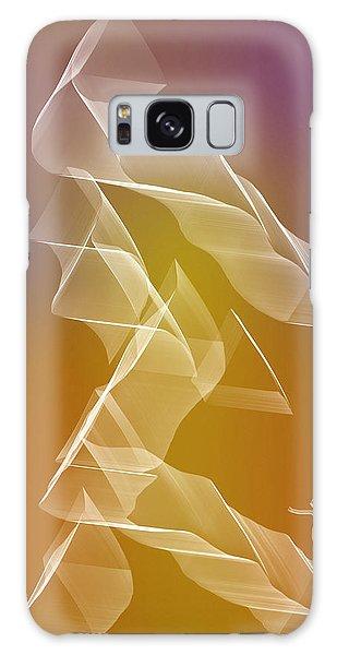Galaxy Case featuring the digital art . by James Lanigan Thompson MFA