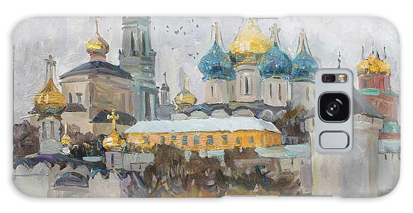 Trinity-st. Sergius Lavra Galaxy Case