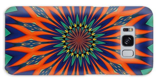 Tropical Punch Galaxy Case by Alec Drake
