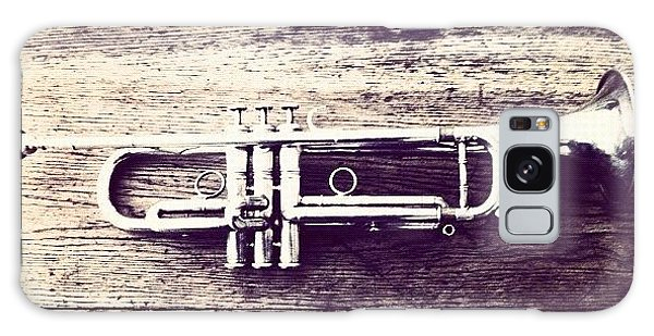 Music Galaxy Case - Trumpet by Giuseppe Anello