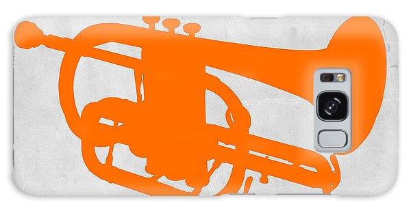 Trombone Galaxy Case - Tuba  by Naxart Studio