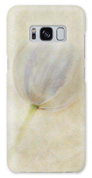 Tulip 1 Galaxy Case by Marion Galt