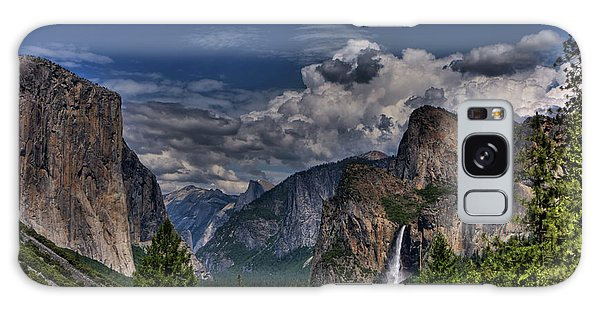 Tunnel View Galaxy Case