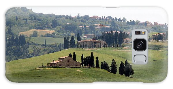 Tuscany Galaxy Case by Carla Parris