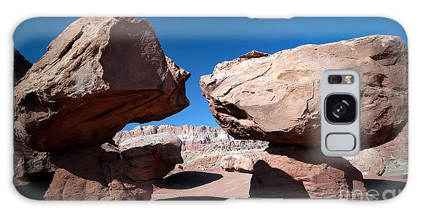 Two Balancing Boulders In The Desert Galaxy Case