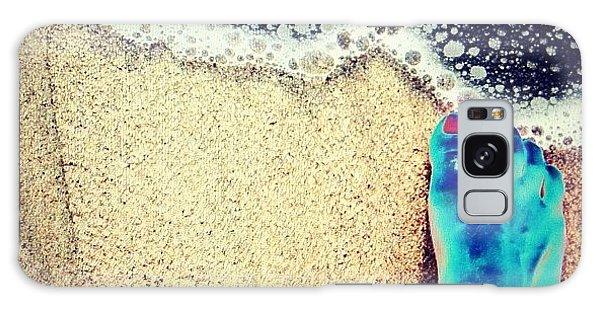 Design Galaxy Case - Upon These Shores by Natasha Marco