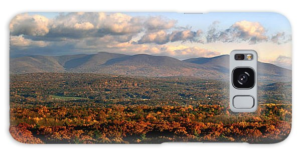 Upstate Ny Panorama Galaxy Case by Terry Cork