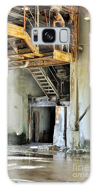 Urban Industrial Decay 3 Galaxy Case
