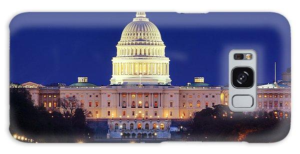 U.s. Capitol Galaxy Case