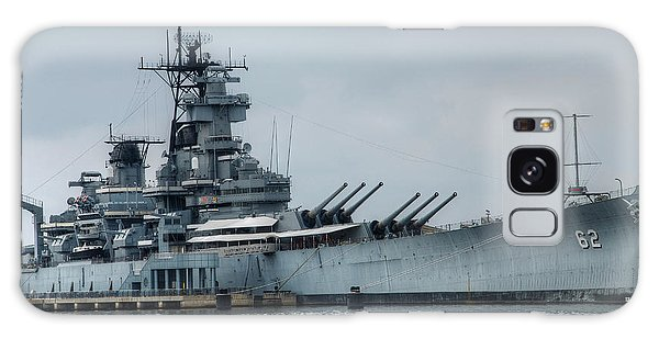 Uss New Jersey Galaxy Case