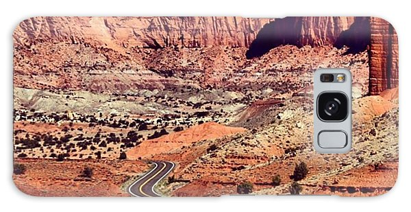 Landscapes Galaxy Case - Utah by Luisa Azzolini