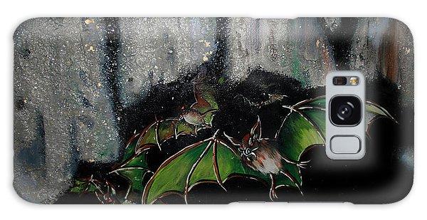Vampire Bats  Galaxy Case