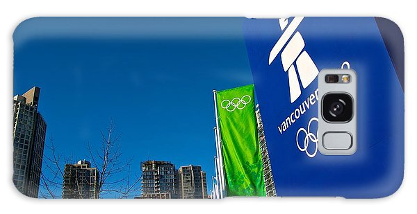 Vancouver 2010 Galaxy Case by JM Photography