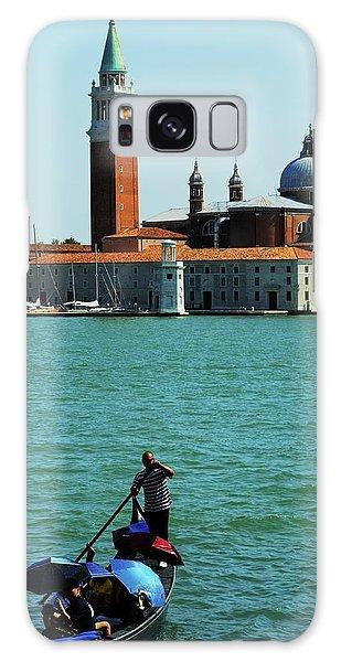Venice Gandola Galaxy Case