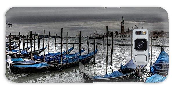 Venice Gondolas  Galaxy Case