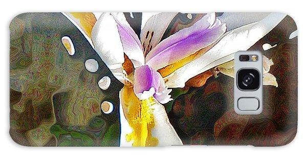 Venice Iris Galaxy Case