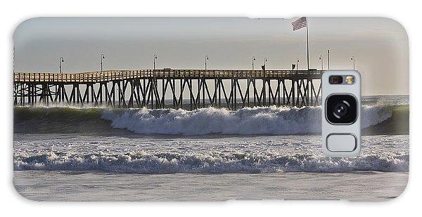 Ventura Pier Galaxy Case