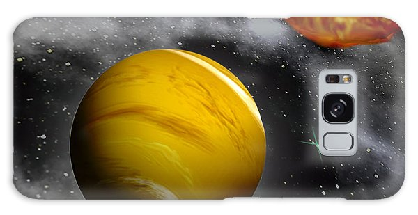 Venus Galaxy Case by Gordon Engebretson