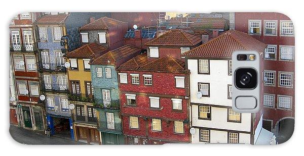 Vibrant Porto Galaxy Case by Arlene Carmel