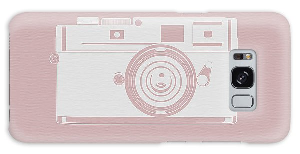 Camera Galaxy Case - Vintage Camera Poster by Naxart Studio