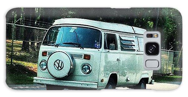 Vw Bus Galaxy Case - Volkswagon Bus by Lea Ward