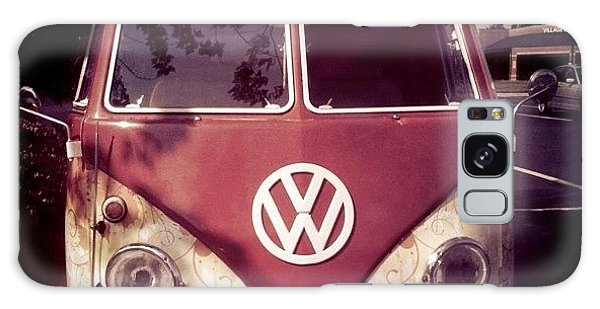 Vw Bus Galaxy Case - Vw Bus by Brooke Cain