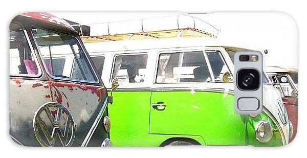 Vw Bus Galaxy Case - #vw Splittys by Doc Ward