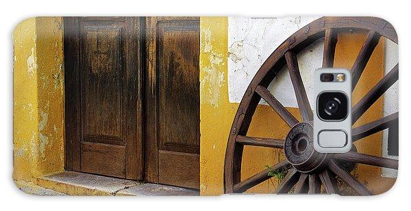 Caravan Galaxy Case - Wagon Wheel by Carlos Caetano