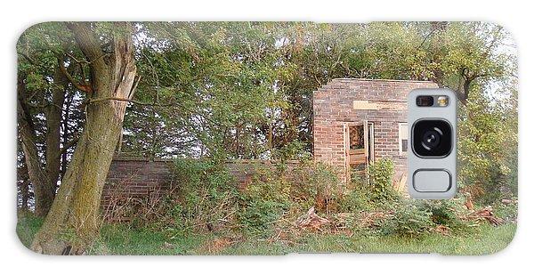 Galaxy Case - Walnut Grove School Ruins by Bonfire Photography