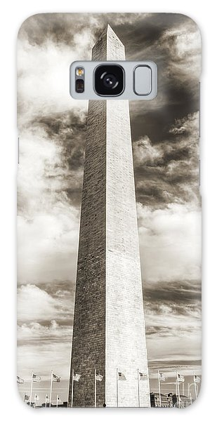 Washington Monument Galaxy S8 Case - Washington Monument by Dustin K Ryan